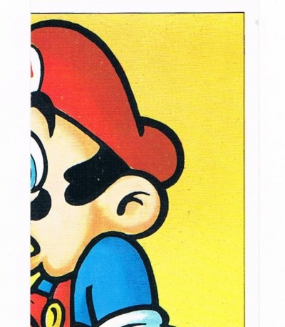 Sticker Nr Sticker Activity Album Nintendo