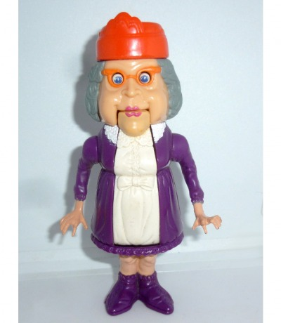 The Real Ghostbusters Granny Gross Ghost