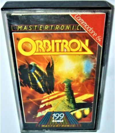 Orbitron - Kassette - C64 / Commodore 64