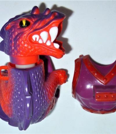 Masters of the Universe - Dragon Blaster Skeletor Rüstung - He-Man MOTU - Mattel Inc. 1984