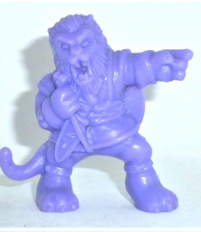 The Beast purple No43 Monster in