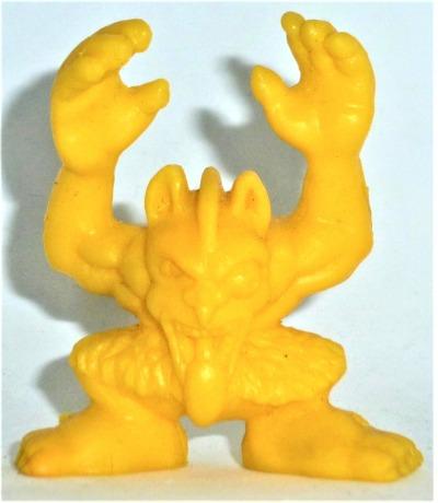 Goblin - Figur gelb - Monster in my Pocket - Serie 1 - 1990 Matchbox