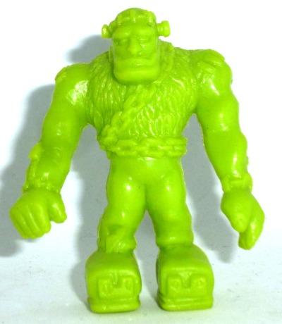 The Monster - Figur grün - Monster in my Pocket - Serie 1 - 1990 Matchbox