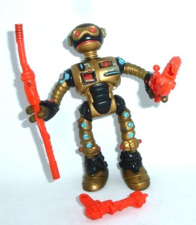 Teenage Mutant Ninja Turtles Fugitoid Playmates