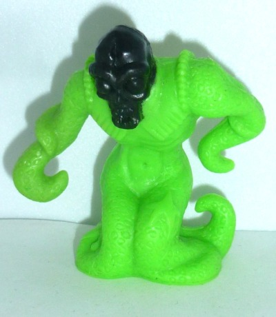 Umi Bozu - Figur grün - Monster in my Pocket - Series 4 - Super Scary