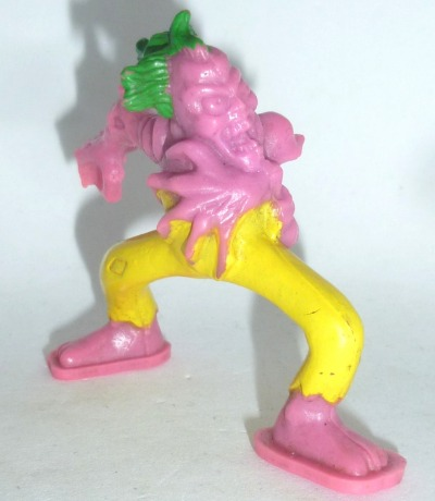 Monster in my Pocket - Boogeyman - Figur violett - Series 4 - Super Scary