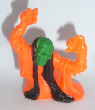 Monster in my Pocket Jenny Greenteeth