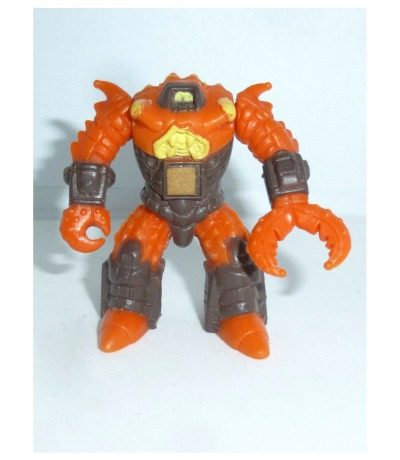 Crusty Crab - Battle Beasts - Serie 1 - 1986 Hasbro / Takara
