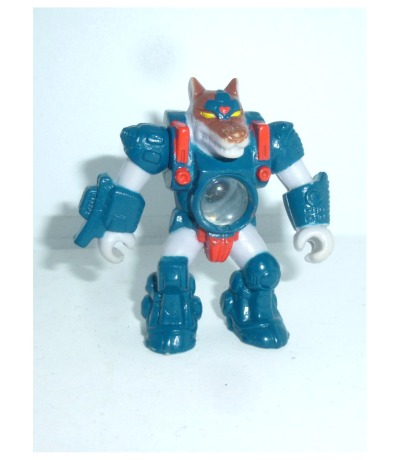 Ground Wolf - Laser Beasts / Battle Beasts / Shadow Warriors - Serie 4 - 1987 Hasbro / Takara