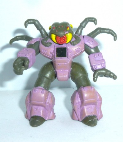 Battle Beasts Web Slinger Spider Actionfigur