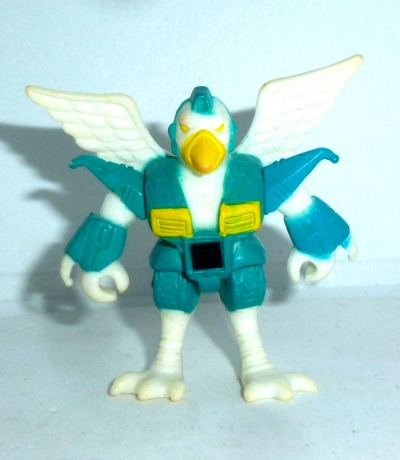 Battle Beasts Colonel Bird Eagle Actionfigur