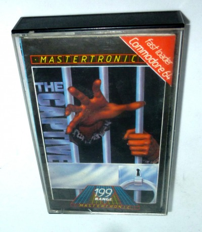 C64 The Captive Kassette Datasette Commodore