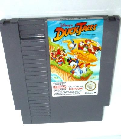 Nintendo NES Duck Tales Pal-B Nintendo