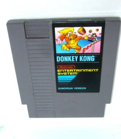 Nintendo NES Donkey Kong Pal-B Nintendo