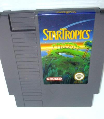 Nintendo NES Star Tropics Pal-B Nintendo