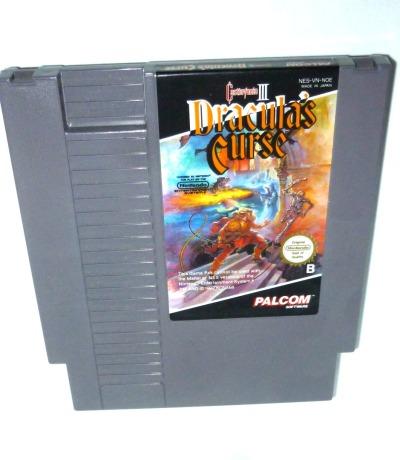 Nintendo NES Castlevania III: Draculas Curse