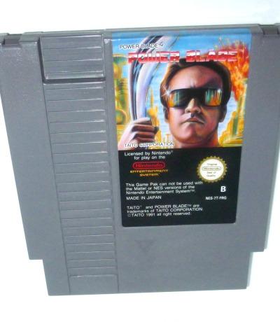 Nintendo NES Power Blade Pal-B Nintendo