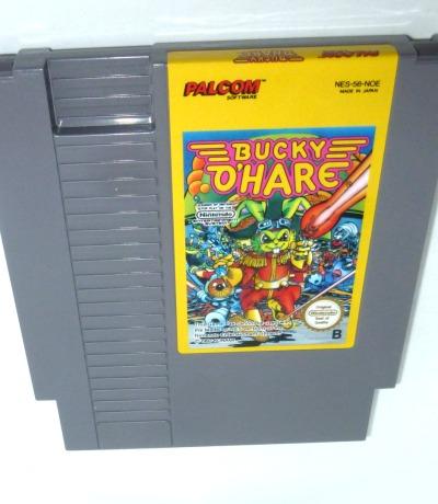 Nintendo NES Bucky OHare Pal-B Nintendo