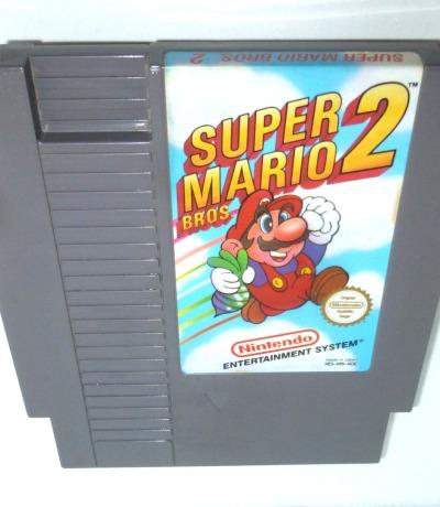 Nintendo NES Super Mario Bros Pal-B