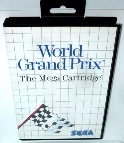 World Grand Prix The Mega Cartridge