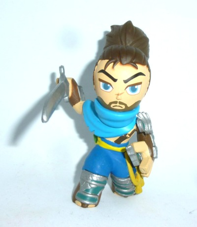 League of Legends Yasuo Funko Mystery