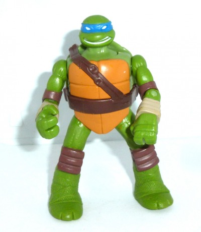 Teenage Mutant Ninja Turtles Head Dropping
