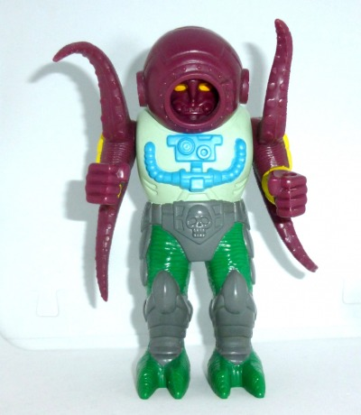 Transformers Octopunch G1 Pretenders Actionfigur Generation