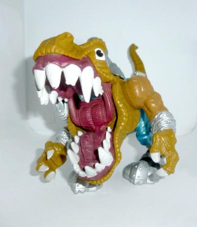 Extreme Dinosaurs T-Bone Action Figure Mattel