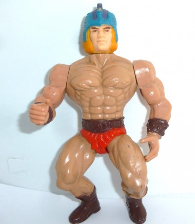Galaxy Fighter/Warrior/Combo/Muscle Sungold Actionfigur Knock-Off Figur