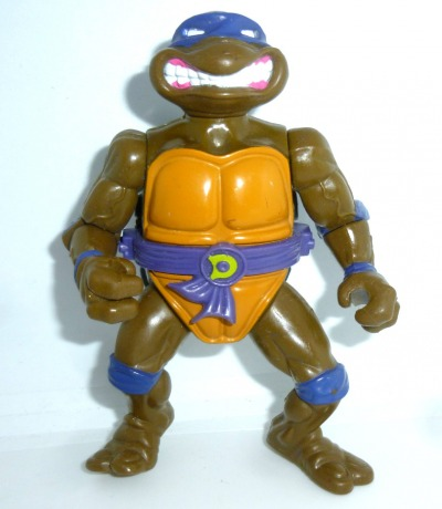 Donatello with Storage Shell Teenage Mutant