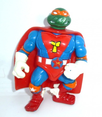 Super Mike Sewer Heroes Teenage Mutant