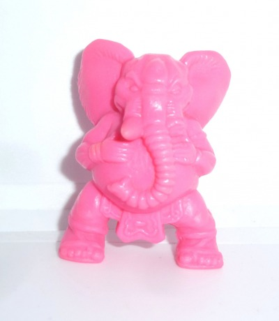 Ganesha magenta Monster in my Pocket