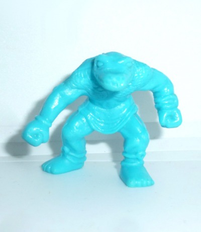 Sebek cyan Monster in my Pocket