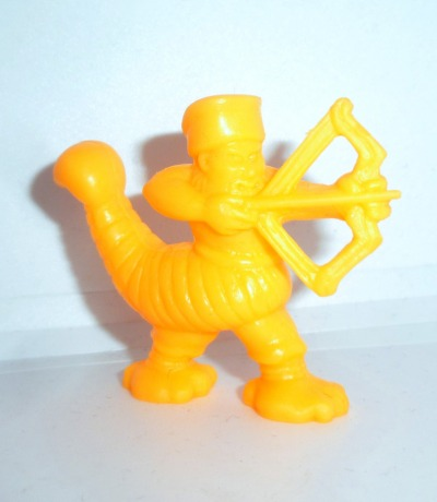 Scorpion Man orange Nr55 Monster in