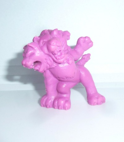 Cerberus magenta Monster in my Pocket