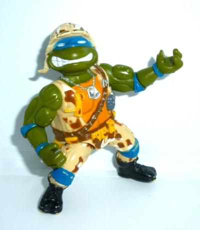 Military Leonardo Teenage Mutant Ninja Turtles