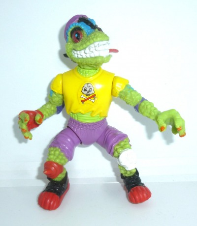Mondo Gecko ohne Schwanz Teenage Mutant