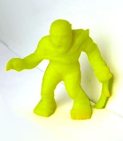 Mummy neon gelb Nr41 Monster in