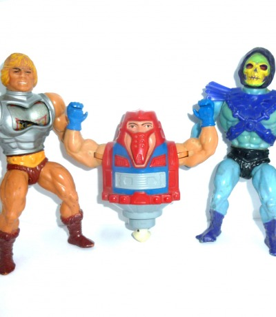 Battle Armor He-Man Rotar Skeletor Masters