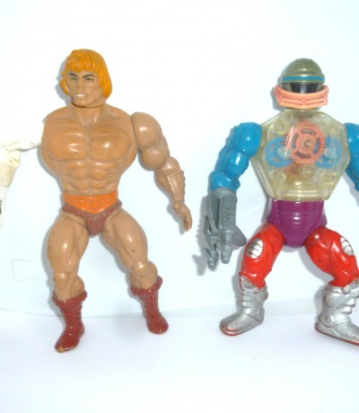 He-Man Roboto Masters of the Universe