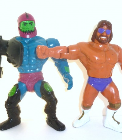 Trap Jaw vs Macho Man Randy
