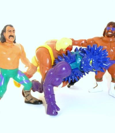 Spikor vs Macho Man Randy Savage
