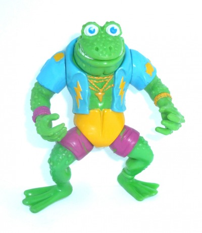 Genghis Frog Teenage Mutant Ninja Turtles