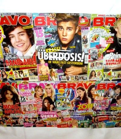 Hefte / Magazine von 2013 -