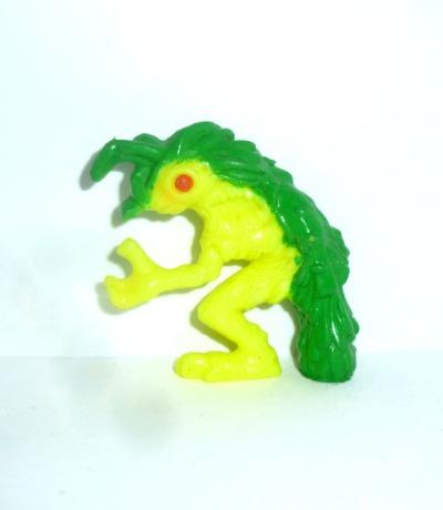Fachen neon gelb Nr114 Monster in