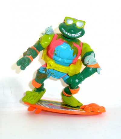 Mike the Sewer Surfer Teenage Mutant