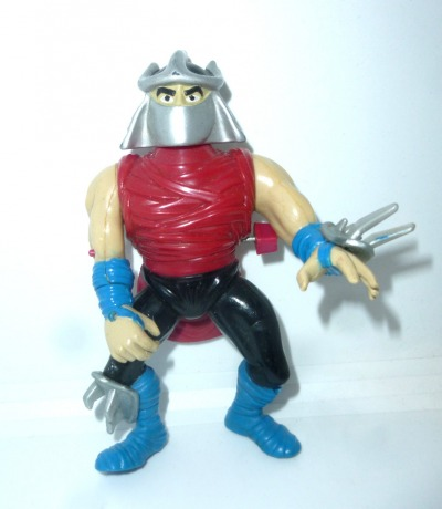 Shredder Wacky Action Teenage Mutant Ninja