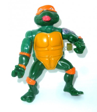 Rock Roll Michaelangelo Wacky Action Teenage