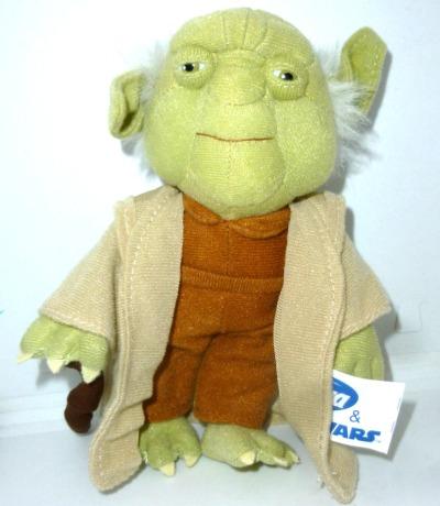 Yoda Plüschfigur - Star Wars /