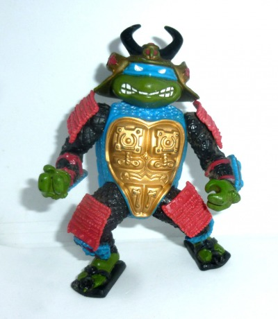 The Sewer Samurai Leo Teenage Mutant